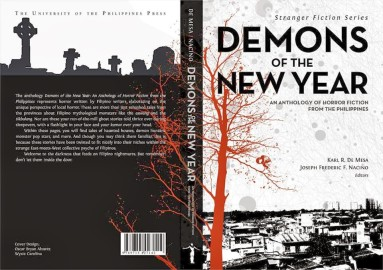 Demons Of The New Year Book Cover